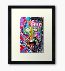 Being Small Framed Print
