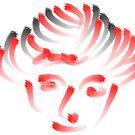 Red and Black Hair by djnoel