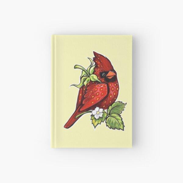 Strawbirdy Hardcover Journal