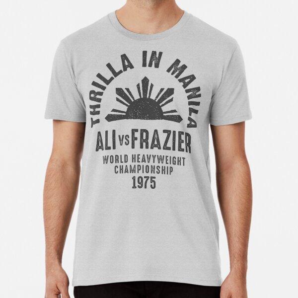 Thrilla In Manila 1975 Premium T-Shirt