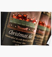Tis' the Season! (for a Christmas Ale) Poster