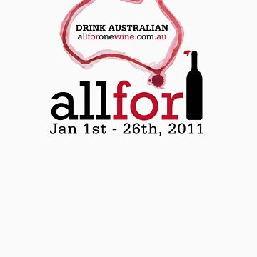 All For One Wine - January 2011 by allforonewine