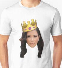 Kim Kardashian is King T-Shirt