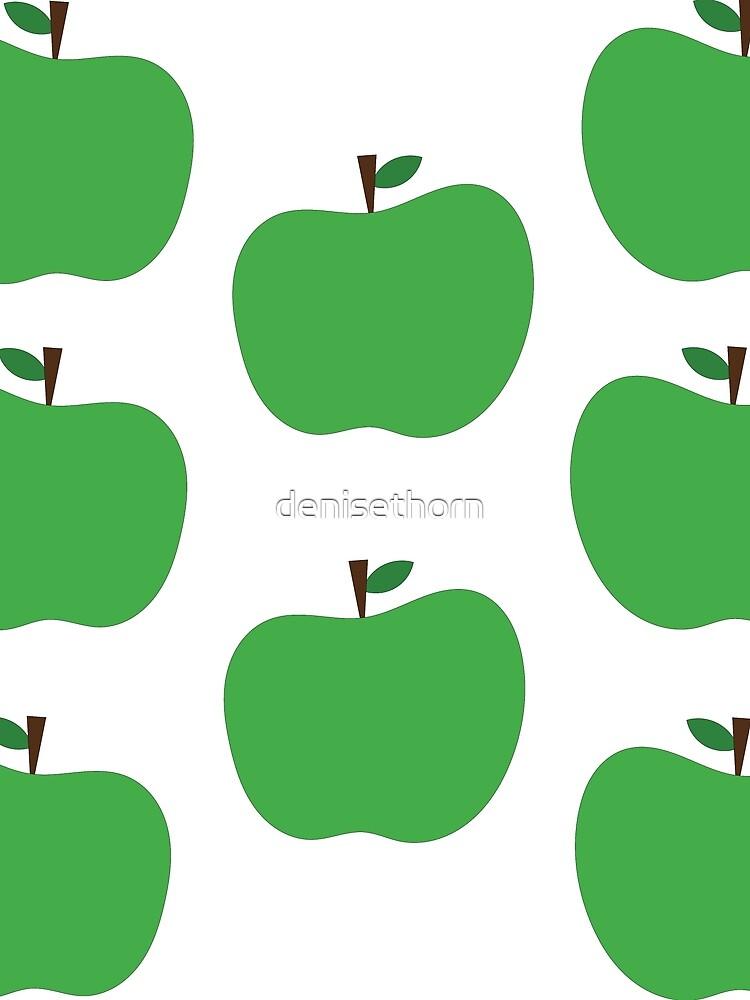 Green Apples by denisethorn