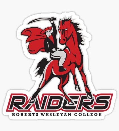 Roberts Wesleyan Sticker