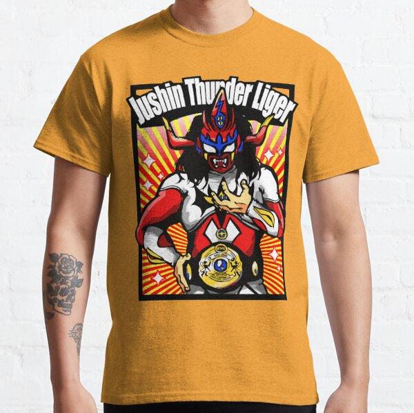 Jushin Thunder Liger - Champion Classic T-Shirt