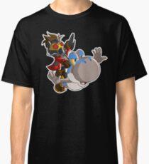 Super Jurassic Galaxy Classic T-Shirt