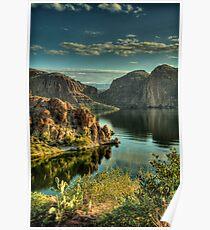 Glass Lake  Poster