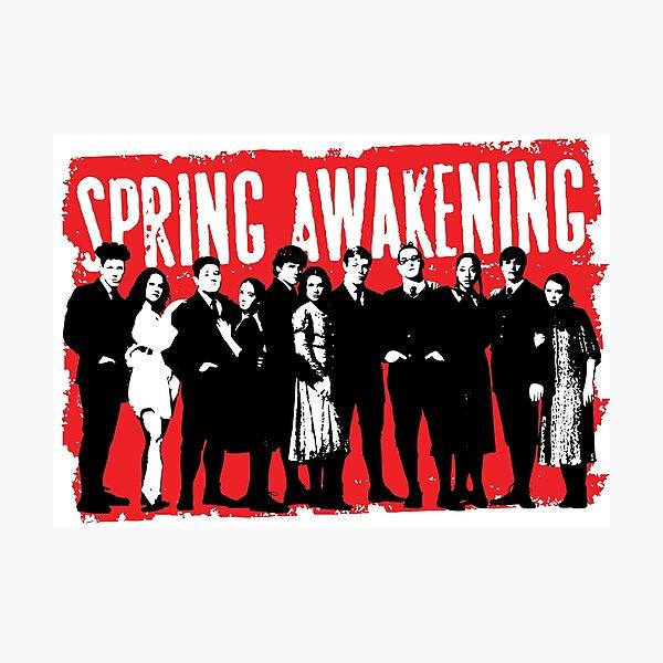 Spring Awakening OBC Photographic Print