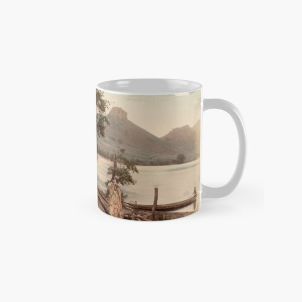 Haruna Lake tea house Classic Mug