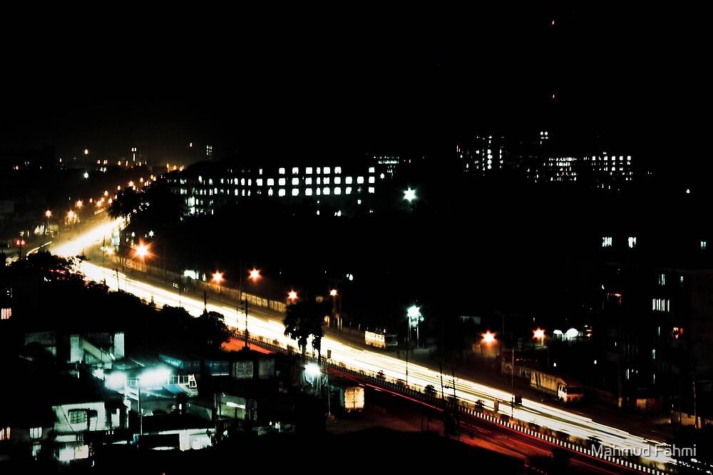 Night City by Mahmud Fahmi