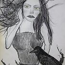 Cras Cras call of the Raven by eoconnor