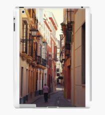 Streets of Seville - Spain  iPad Case/Skin