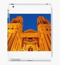 Streets of Seville - Spain - St Ildefonso iPad Case/Skin