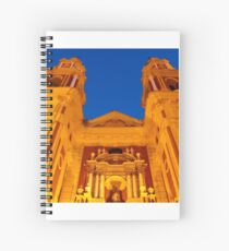Streets of Seville - Spain - St Ildefonso Spiral Notebook