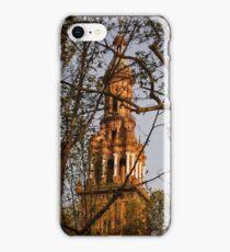 Plaza de Espana - Seville iPhone Case/Skin