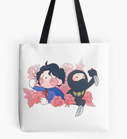 Ninja Sex party!! Tote Bag