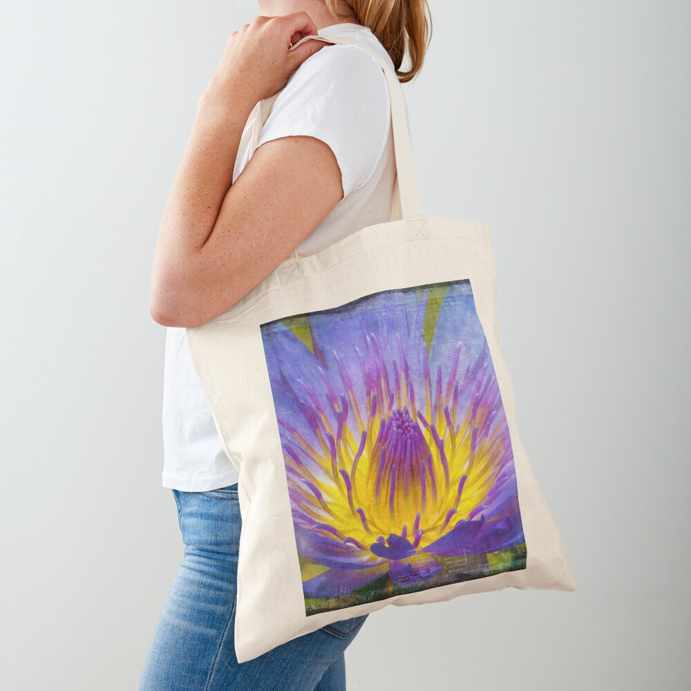 The Fire Inside Tote Bag