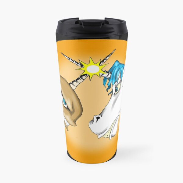 The Battle Begins Travel Mug