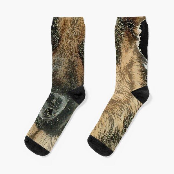 GSD bywhacky Socks