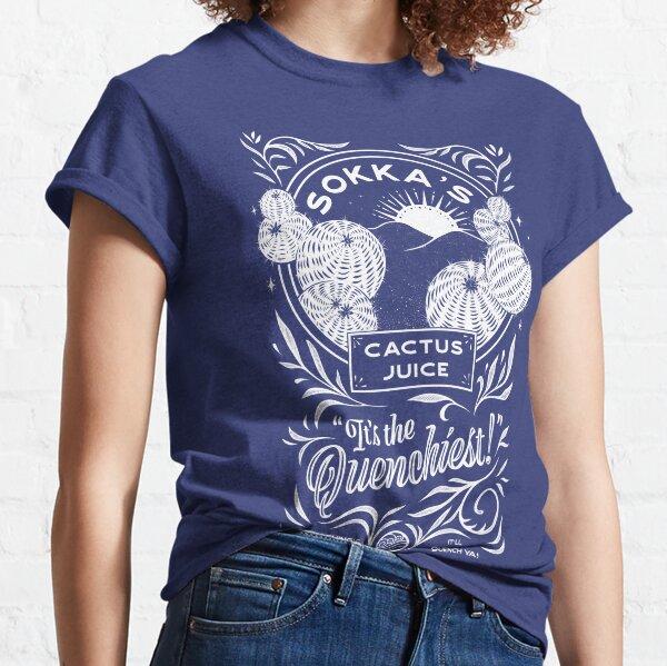 Jus de cactus ARTISANAL de Sokka T-shirt classique