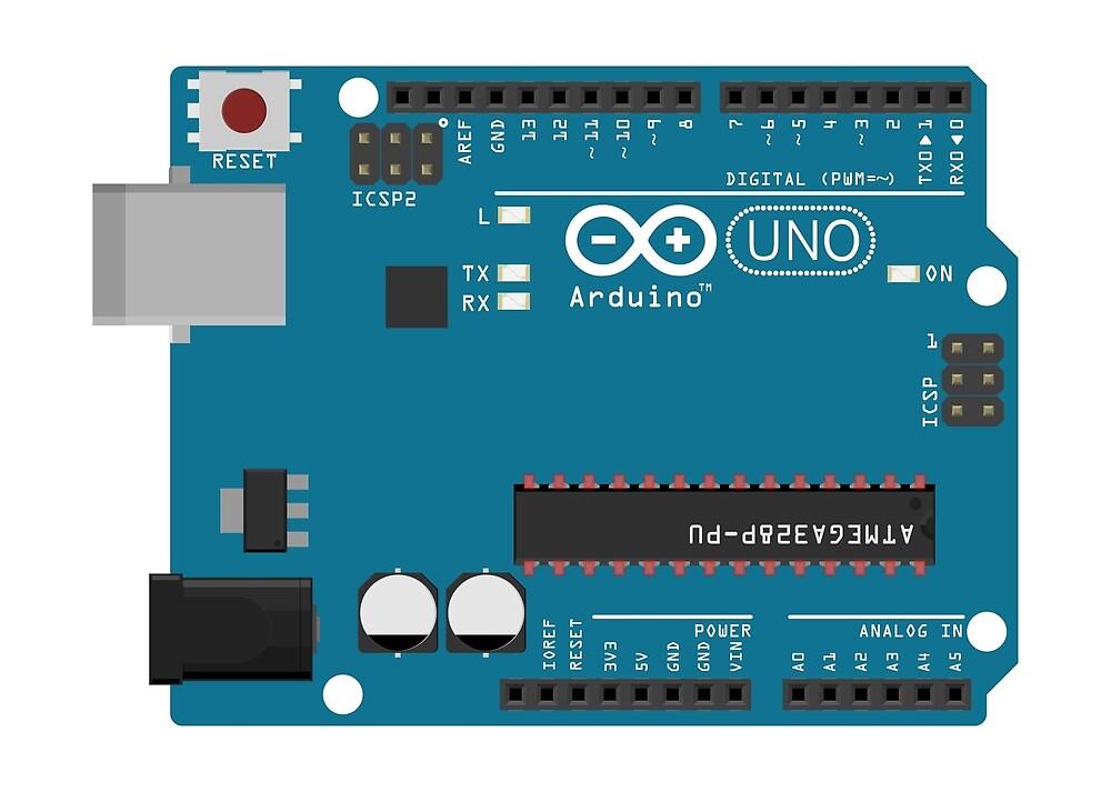 Arduino UNO R3 by Rupert Russell
