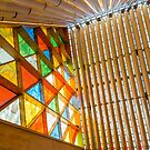 Christchurch's Transitional Cathedral by Mark Prior