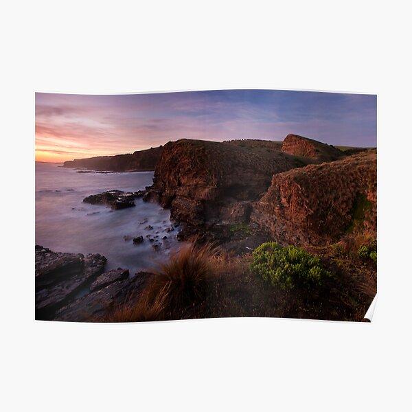Coastal Bliss Poster