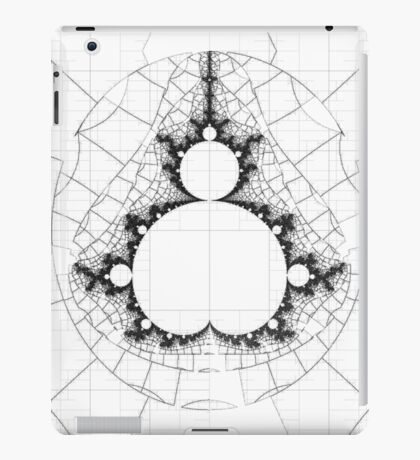 Mandelbrot series II iPad Case/Skin