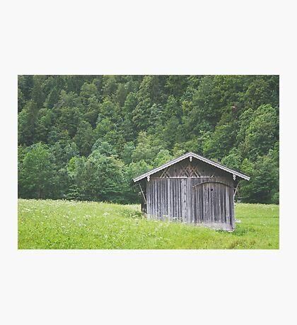 Alpine Love Photographic Print