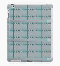 Spiral Metal Panel iPad Case/Skin