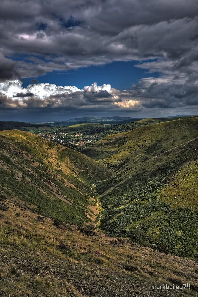 long mynd barren valley by markbailey74