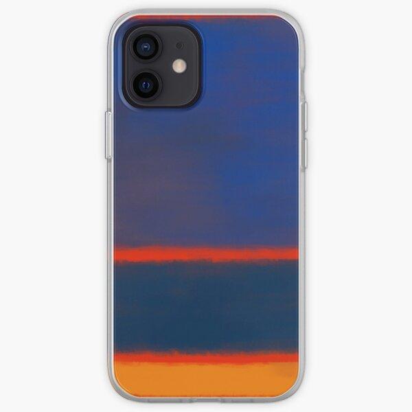Rothko inspiriert # 7 iPhone Flexible Hülle
