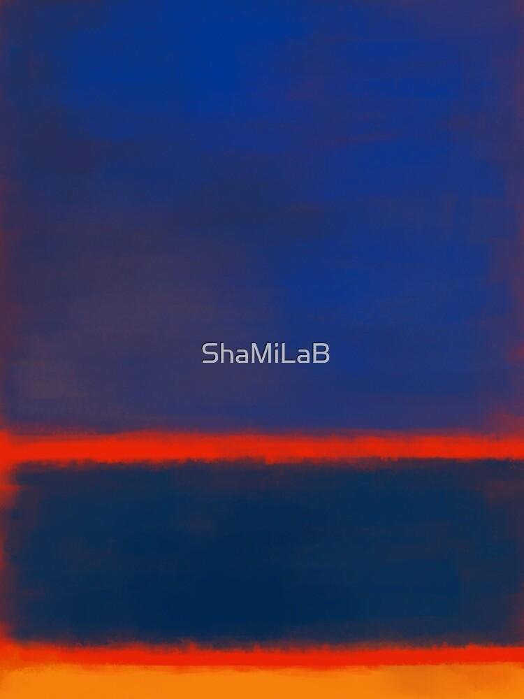 Rothko Inspired #7 by ShaMiLaB