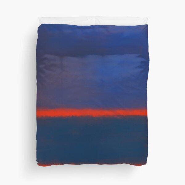 Rothko Inspired #7 Duvet Cover