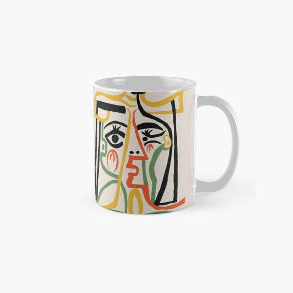 Picasso - Woman's head #1 Classic Mug