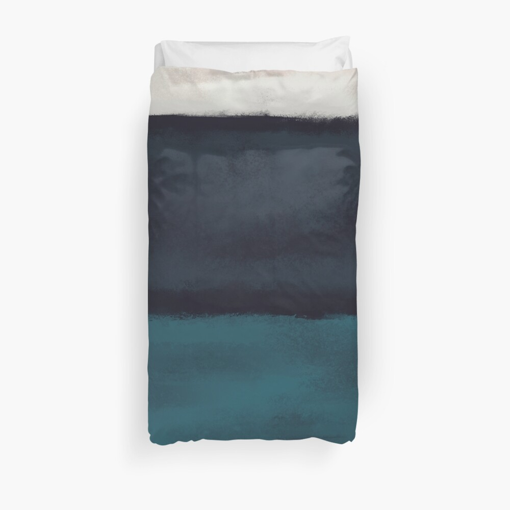 Rothko Inspired #17 Duvet Cover