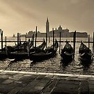 Venice at dawn by scottsphotos