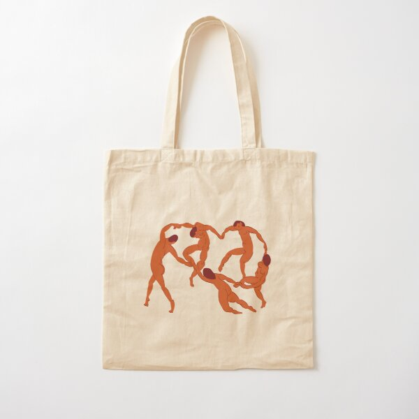 Matisse - The Dance Cotton Tote Bag