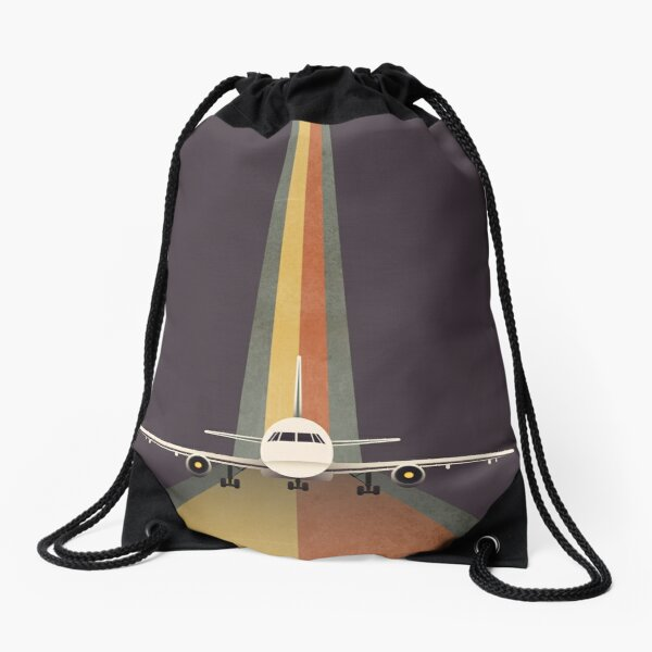 Take Off Drawstring Bag