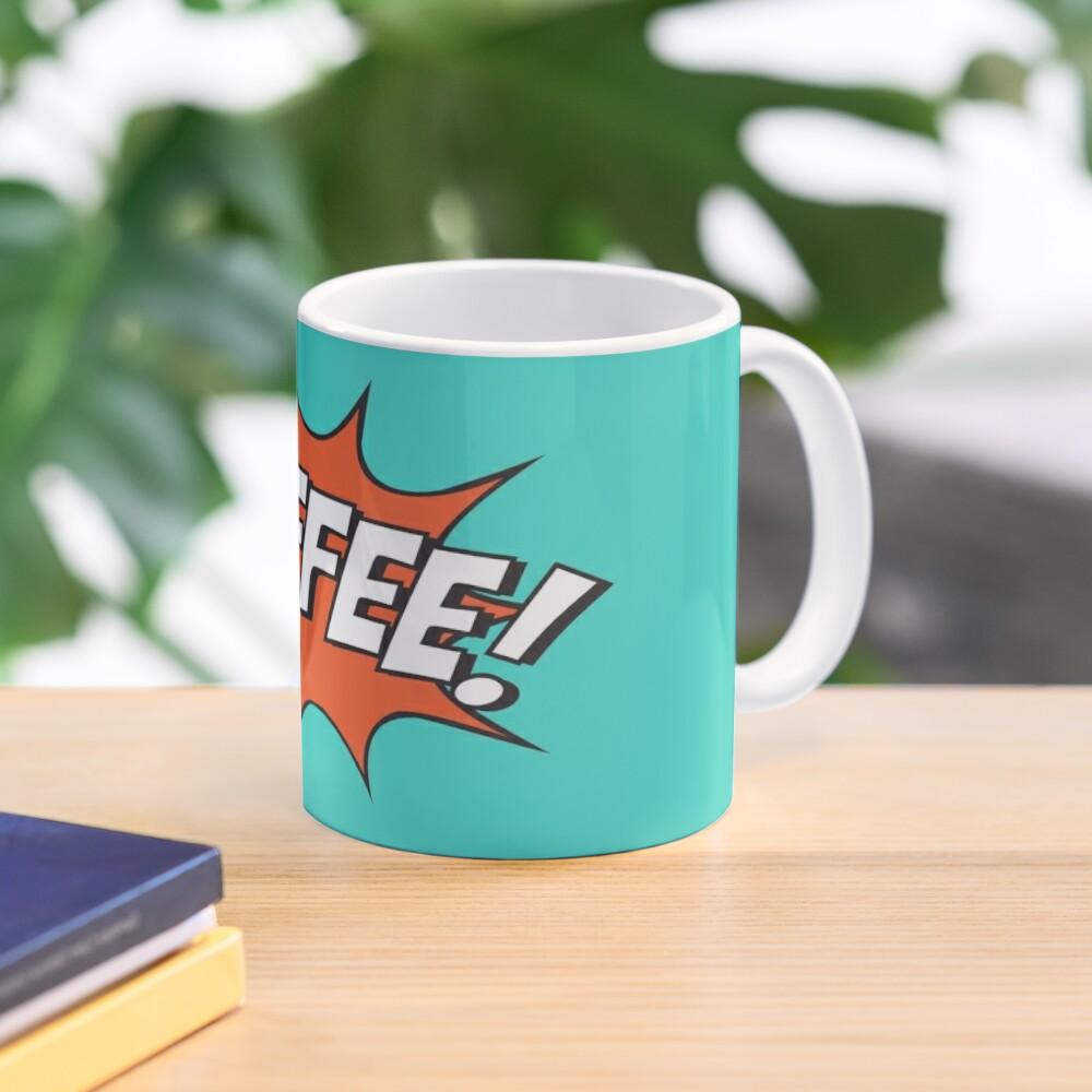 Comic Coffee! Mug