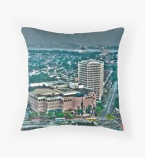 Plazza Pelangi Throw Pillow