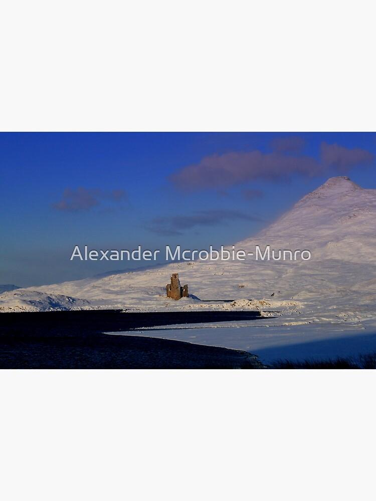 Ardvreck Castle by Alexanderargyll