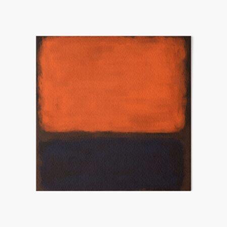 Rothko Inspired #18 Art Board Print