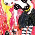 BEAUTIFUL DAY von Barbara Cannon  ART.. AKA Barbieville