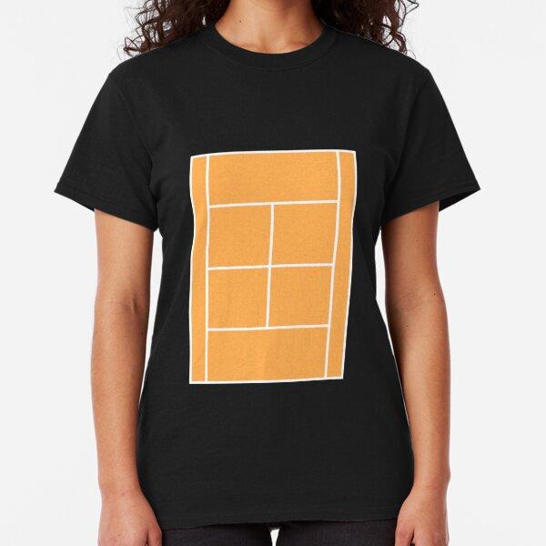 Tennis Court Classic T-Shirt