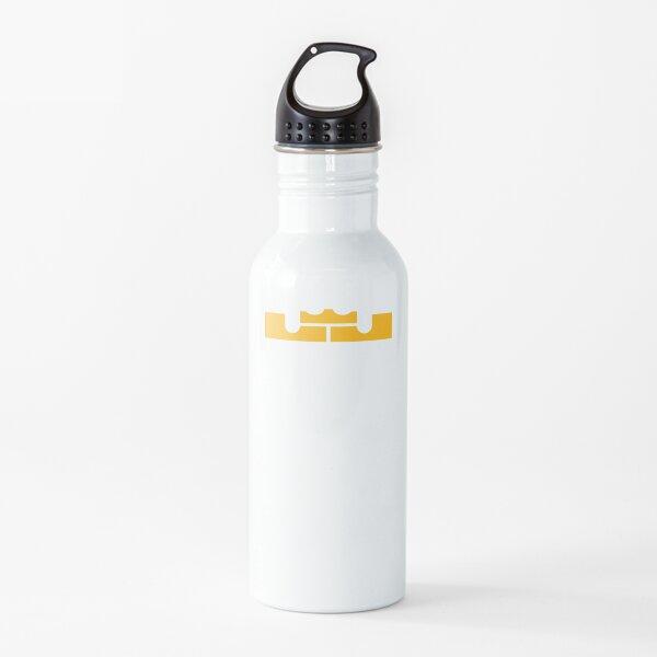 Logotipo de Lebron James Botella de agua