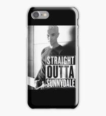 Spike - Straight Outta Sunnydale! iPhone Case/Skin