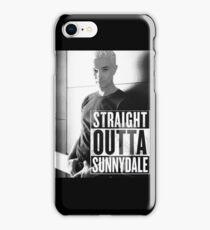 Spike - Straight Outta Sunnydale! iPhone 8 Case