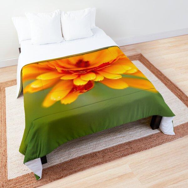Marigold Flower Comforter